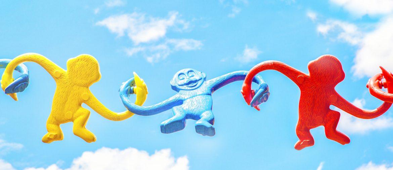 Készségek, amikre a játék tanítja meg a gyereket