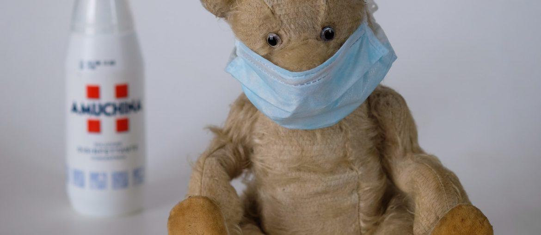 koronavírus iskola maszk
