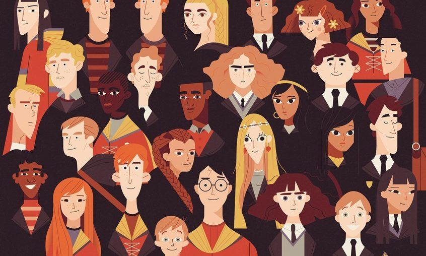 Harry Potter bántalmazás