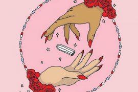 Tamponhasználat, lányok, menstruáció