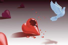 Szerelem fáj