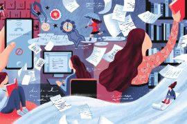 Iskolapszichológus, miben segít, mit csinál